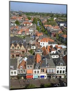 View from Nieuwe Kerk, Delft, Netherlands by Ivan Vdovin