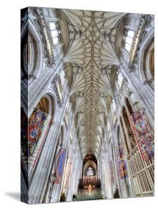 Winchester Cathedral, Winchester, Hampshire, UK by Ivan Vdovin