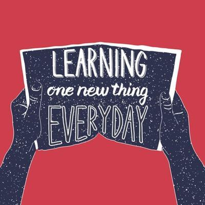 Learning One New Thing Everyday by Ivanov Alexey