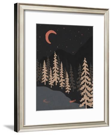 Ive Been Here Before-NDTank-Framed Art Print
