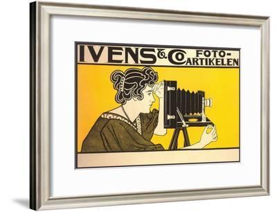 Ivens and Company Foto-Artikelen--Framed Art Print