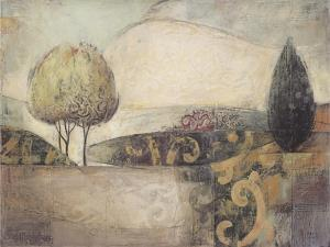 Elemental Landscape II by Ivo