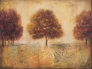 Tapestry Fields I by Ivo