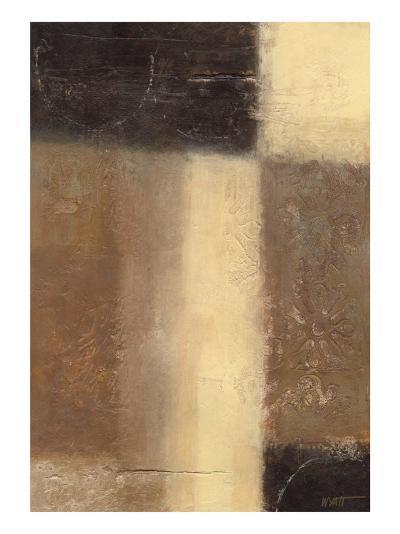 Ivory and Onyx I-Norman Wyatt Jr^-Art Print