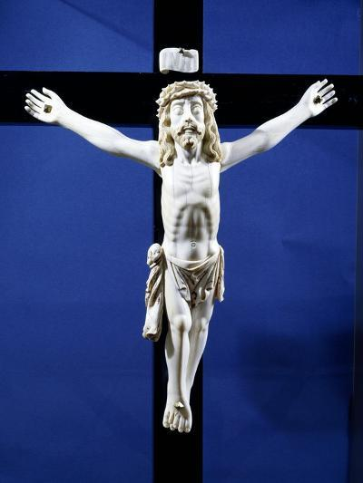 Ivory Crucifix Found on Board Manila Galleon Which Traded with Acapulco, Mexico--Giclee Print