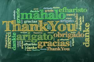 Thank You,Merci by ivosar
