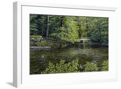 IVY BRIDGE-John Morrow-Framed Giclee Print