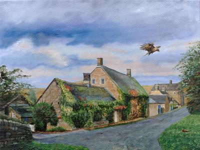 Ivy Cottage Beeley, Chatsworth, Derbyshire, 2009-Trevor Neal-Giclee Print