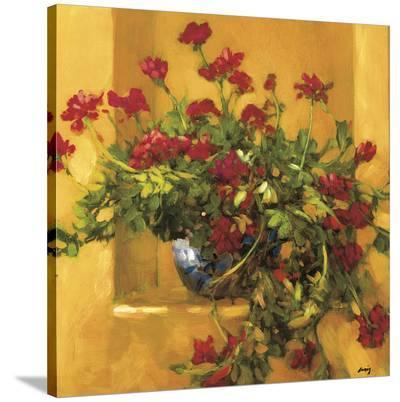 Ivy Geraniums-Philip Craig-Stretched Canvas Print