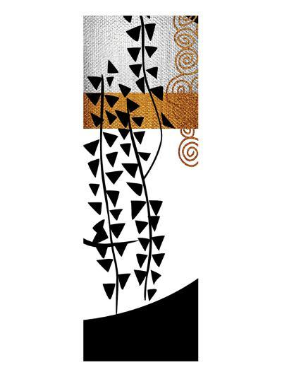 Ivy Growth after Klimt-Michael Timmons-Art Print