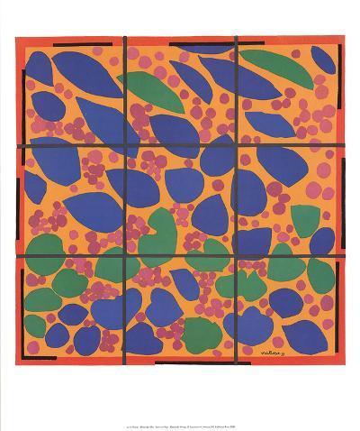 Ivy in Flower-Henri Matisse-Art Print