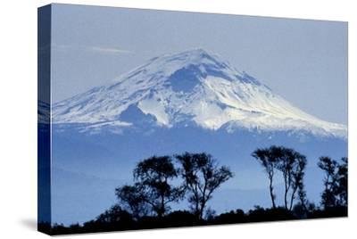 Ixtaccihuatl Volcano, Puebla and Mexico States, Mexico