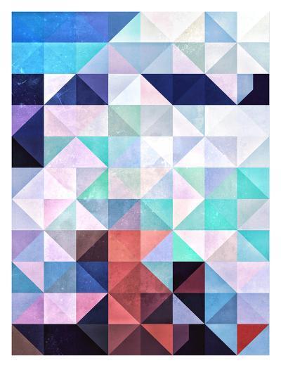 Iyx Pylyss-Spires-Art Print