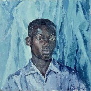 Etienne, Haiti, 1962 by Izabella Godlewska de Aranda