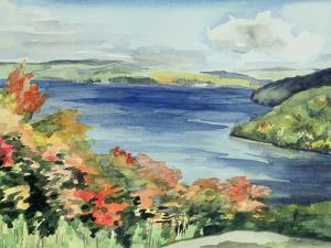 No.56 Lake Kaministikwia, Ontario, Canada by Izabella Godlewska de Aranda