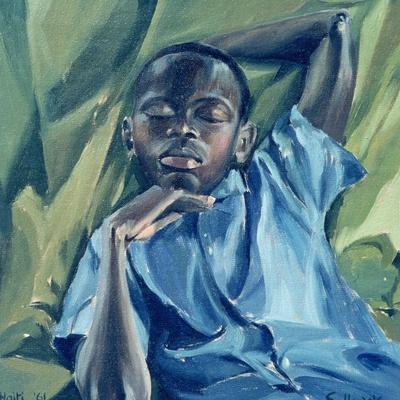 Sleeping Boy, 1961