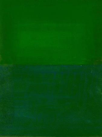 Space, Time, Motion, Green, 2010