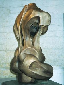 Woman, 2001 by Izabella Godlewska de Aranda