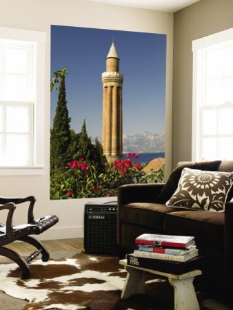 Fluted Minaret (Yivli Minare).