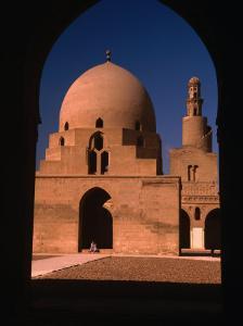 Ibn Tulun Mosque, Cairo, Egypt by Izzet Keribar