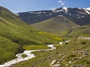 Ovit Highlands at Ikizdere by Izzet Keribar