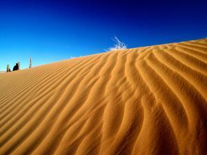 Sand Dunes, Monument Valley, USA by Izzet Keribar