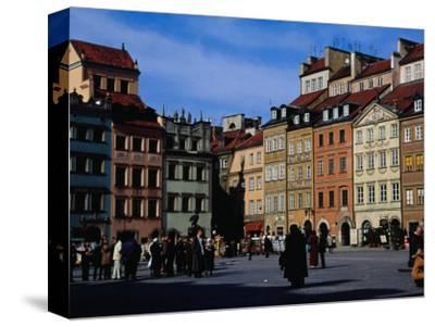 Stare Miasto, Old Town Square, Warsaw, Poland