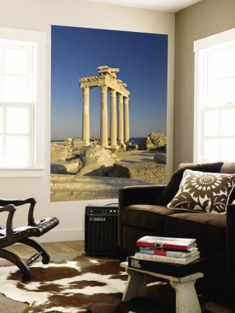 The Temple of Apollon