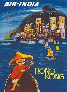 Hong Kong Maharaja - Air India by J. B. Cowasji