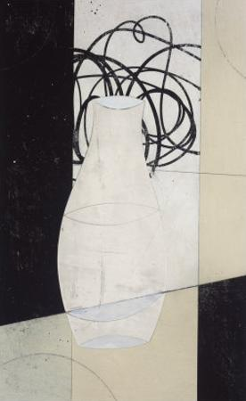 Sodo Vase II by J.b. Hall