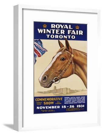 Royal Winter Fair Toronto Poster