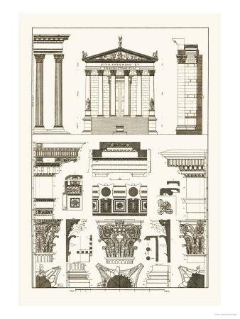 Temples of Antonius, Castor and Mars