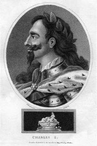 Charles I of England by J Chapman