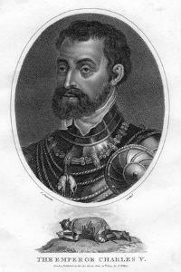 Charles V, Holy Roman Emperor by J Chapman