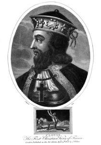 Clovis, the First Christian King of the Franks by J Chapman