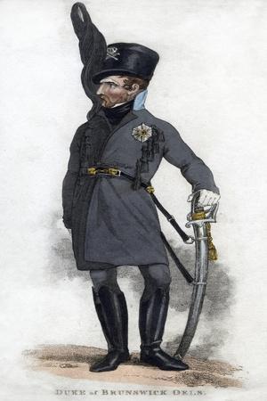Duke of Brunswick Oels, 1810