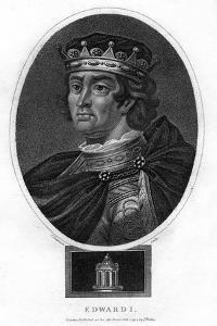 Edward I of England by J Chapman