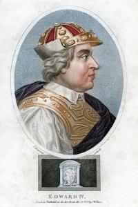 Edward IV, 1804 by J Chapman
