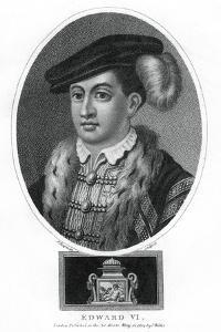 Edward VI, King of England by J Chapman