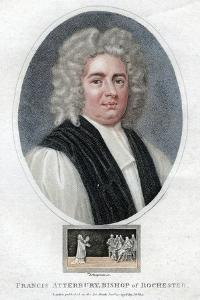 Francis Atterbury, English Man of Letters, Politician and Bishop, 1798 by J Chapman