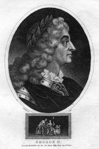 George II of Great Britain by J Chapman