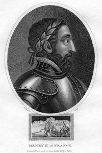 Henry II, King of France by J Chapman