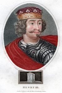 Henry III by J Chapman