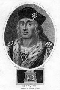Henry VII of England by J Chapman