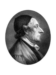 Johann Kaspar Lavater, Swiss Physiognomist and Theologian by J Chapman