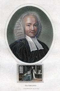John Leland, 18th-Century English Presbyterian Minister and Author of Theological Works by J Chapman