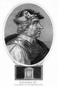 King Edward IV of England by J Chapman