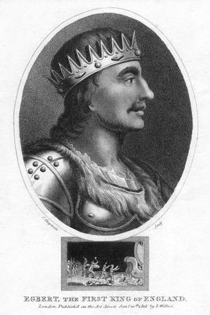 King Egbert of Wessex, First King of All England
