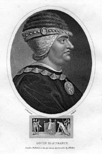 Louis XI, King of France by J Chapman