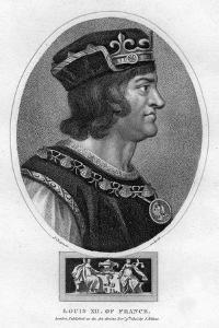Louis XII, King of France by J Chapman